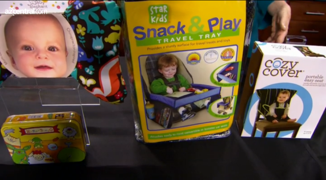 Star Kids Products Snack and Play Wins Brain Child Award for 2015
