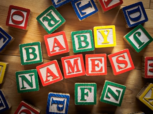 Hot Baby Names: 9 Trends of 2015