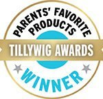Snack & Play Travel Tray 2.0 Awarded Tillywig Toys' Parents' Favorite Product Award!