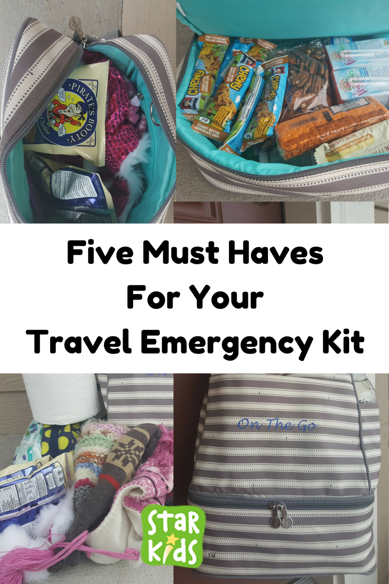 five must haves for your travel emergency kit. Black Bedroom Furniture Sets. Home Design Ideas